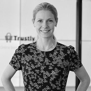 Kristin Andersson Head of Communications Trustly