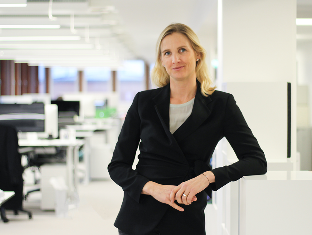 Trustly hires Ulrica Falkenberg to fuel rapid growth