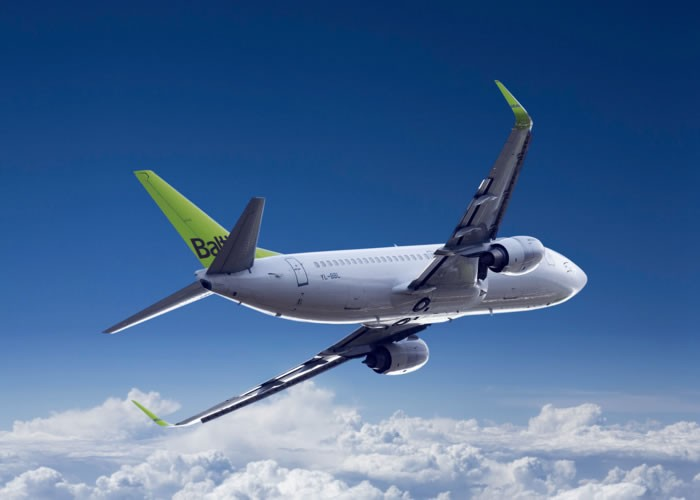 airBaltic expands payment coverage with Trustly