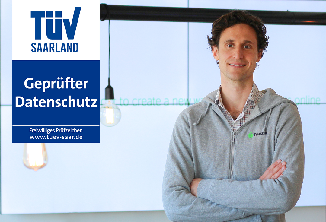 Trustly's expansion plans in Germany boosted by TÜV certificate for data protection