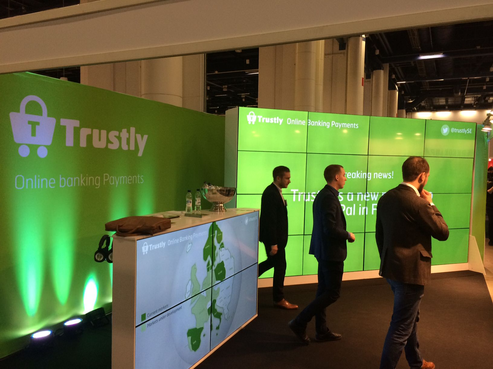 Recap after two days of e-commerce with Trustly in Helsinki